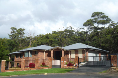 tony gunning homes bonny hills builder